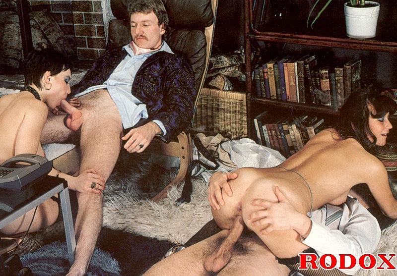 Best of Vintage Group Porn