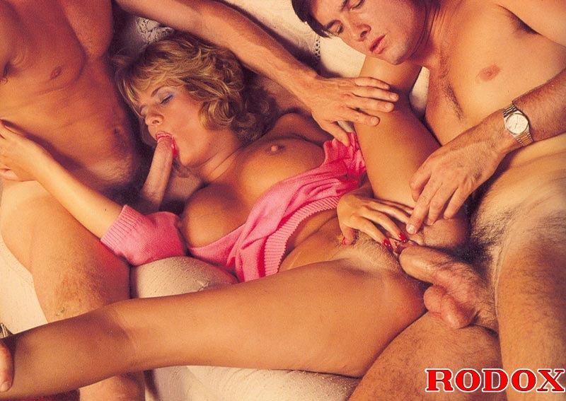 Big Tit Secretary Threesome