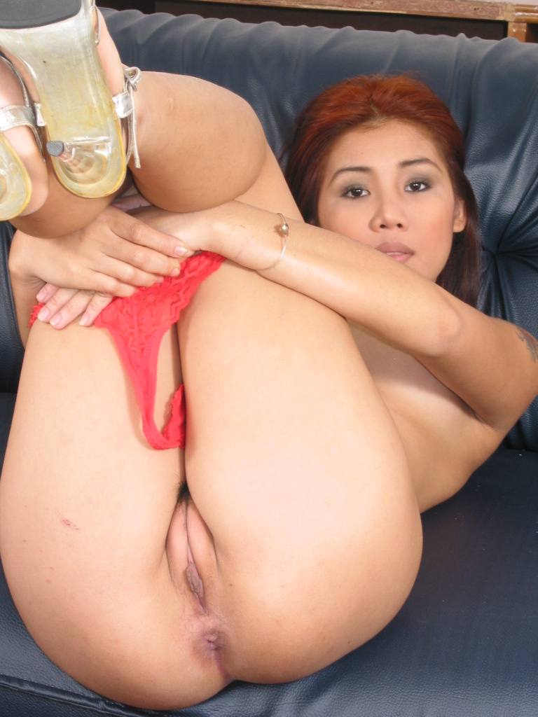 Old Asian Woman Fucking