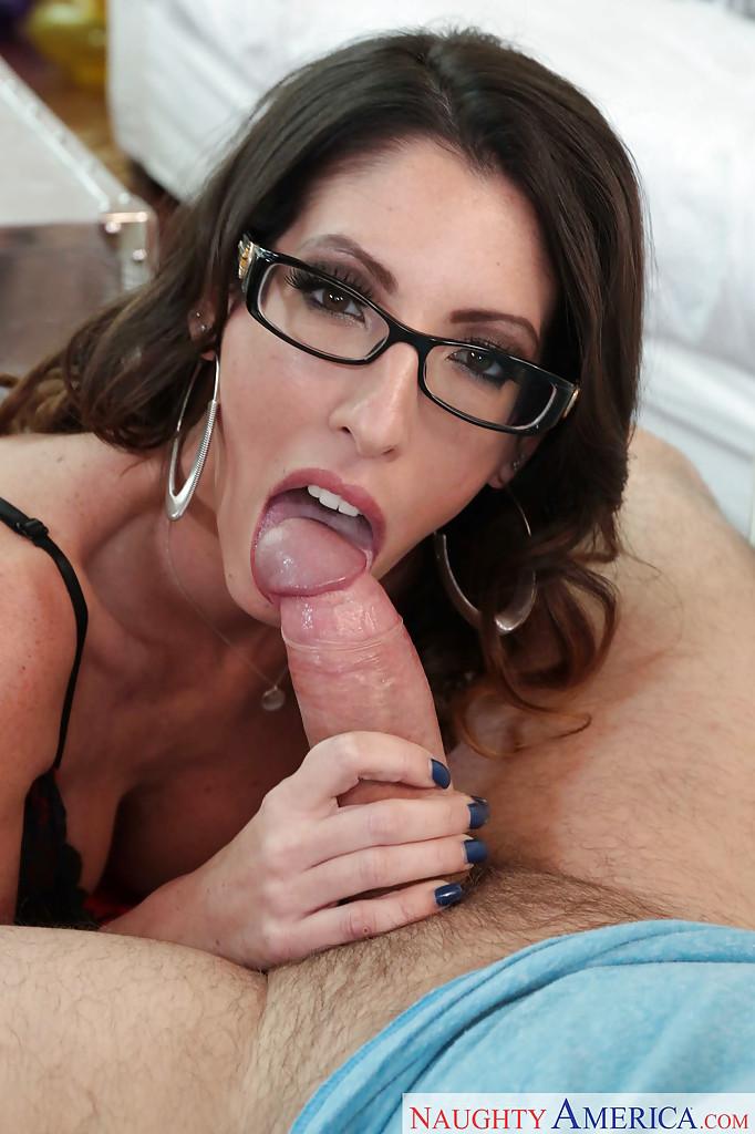 Wife Pov Blowjob Swallow