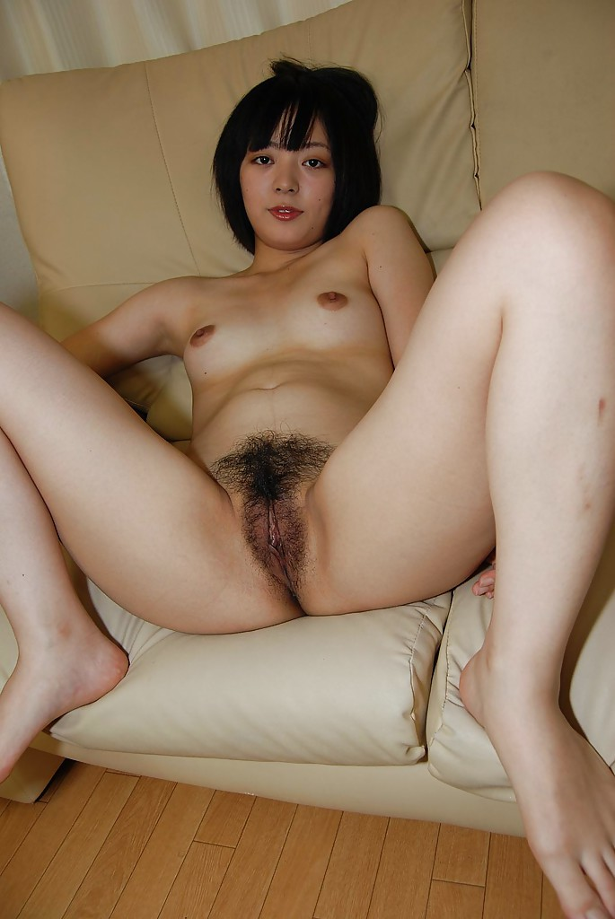 Hairy Asian Filipina Creampie