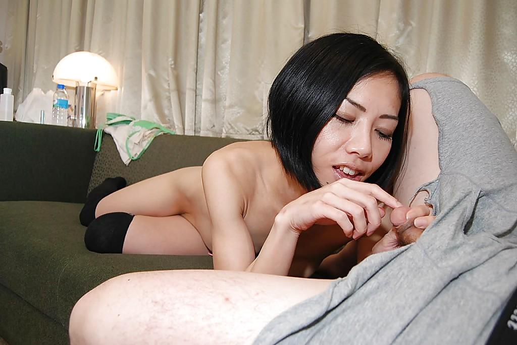 Japanese Milf Wet Pussy