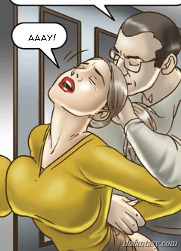 Sex Slave Cartoon Dungeon