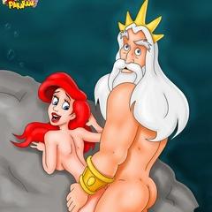 Porn comix. Busty cartoon sluts. - Picture 4