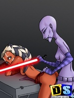 Sex toons. Star Wars: The Clone Wars porn.