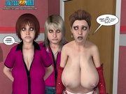 3d cartoon sex. Crazy XXX 3D World. - Picture 16