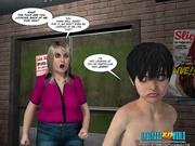 3d porno. Crazy XXX 3D World. - Picture 3