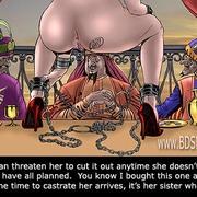 Bdsm art toons. ZANZIBAR SLAVE MARKET. White - Picture 4