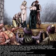 Bdsm art toons. ZANZIBAR SLAVE MARKET. White - Picture 5