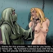 Bdsm art toons. ZANZIBAR SLAVE MARKET. White - Picture 10
