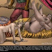 Bdsm art toons. ZANZIBAR SLAVE MARKET. White - Picture 14