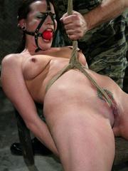 Xxx bondage. Dana DeArmond does intense - Unique Bondage - Pic 9