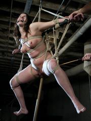Xxx bondage. Dana DeArmond does intense - Unique Bondage - Pic 12