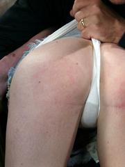 Bdsm xxx. Haley Scott likes to get tied up - Unique Bondage - Pic 2