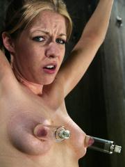Bdsm xxx. Haley Scott likes to get tied up - Unique Bondage - Pic 7