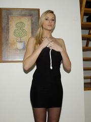 Bdsm girls. Jane tied standing. - Unique Bondage - Pic 7