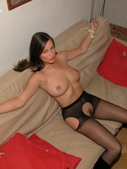 Pantyhose xxx. Sexysettings. - Unique Bondage - Pic 5