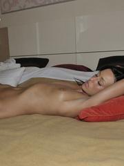 Slave girls. Girls tied Nedra and Simona. - Unique Bondage - Pic 15