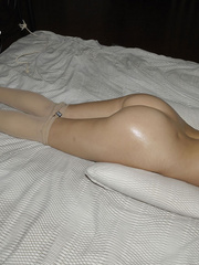 Stockings porn. Girls tied at home to be - Unique Bondage - Pic 3