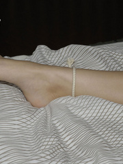 Stockings porn. Girls tied at home to be - Unique Bondage - Pic 8