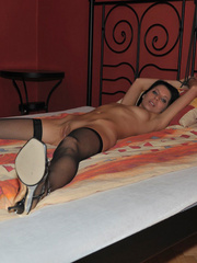 Stockings xxx. Sexysettings. - Unique Bondage - Pic 14