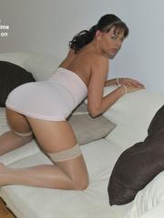 Panty hose porn. Tied girls want to be - Unique Bondage - Pic 6