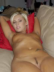 Nylons porn. Zuzana tied naked. - Unique Bondage - Pic 16