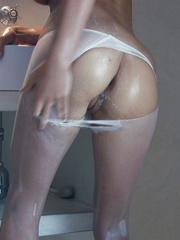 Ladies in stockings. Anastasija in shower - Unique Bondage - Pic 5