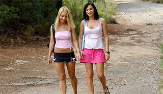young sweet teen girls