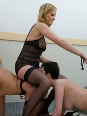 Hard sex. Exotic sex slaves training to - Unique Bondage - Pic 3