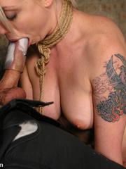 Hard fucked. Lorelei Lee Trained to Submit! - Unique Bondage - Pic 12