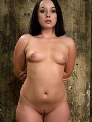 Bdsm sex. Cute smart slut trained to be a - Unique Bondage - Pic 4