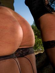 Humiliation. Pony girl slaves trained to - Unique Bondage - Pic 6