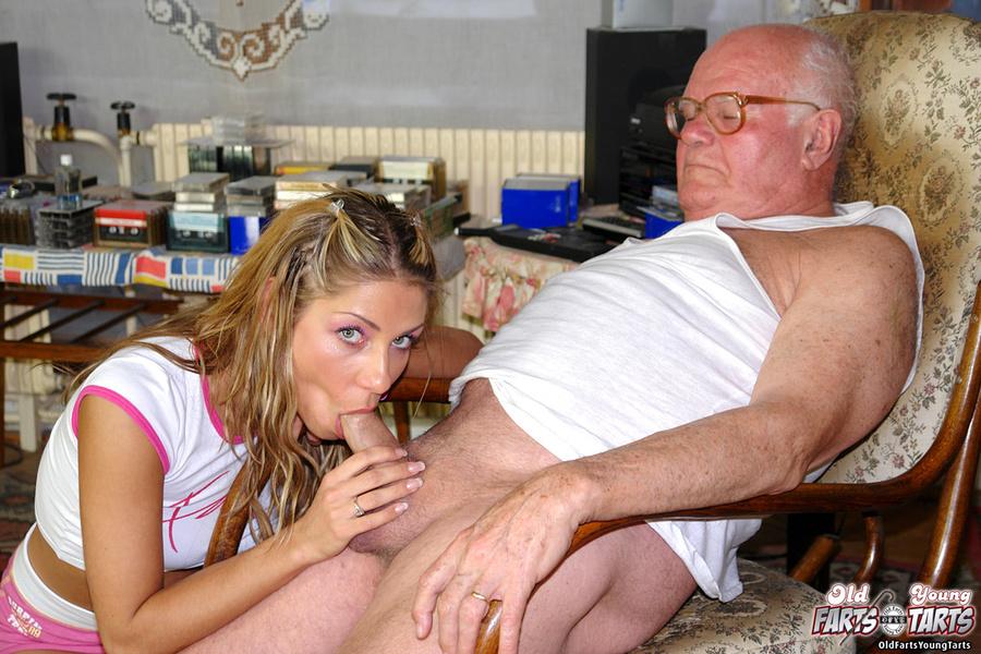 Milf seduce young guy handjob