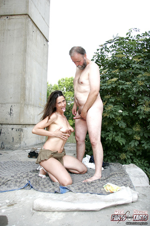 Old having sex with young. Old horny bum - XXX Dessert - Picture 13