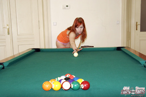 Young old xxx. Senior wins pool and earn - XXX Dessert - Picture 1