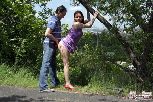 Girls sex. Old guy screwing a younger ch - XXX Dessert - Picture 6