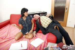Young 18 teen girls. Aged English teache - XXX Dessert - Picture 4