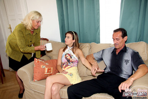 Young old sex. Senior old couple shaggin - XXX Dessert - Picture 8