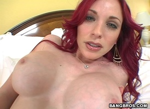 Milf sex. Great milky white tits. - XXX Dessert - Picture 6