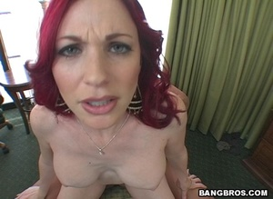 Milf sex. Great milky white tits. - XXX Dessert - Picture 13