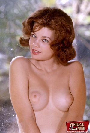 Very hairy pussy. Beautiful sixties hous - XXX Dessert - Picture 4