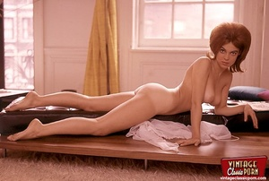 Very hairy pussy. Beautiful sixties hous - XXX Dessert - Picture 9