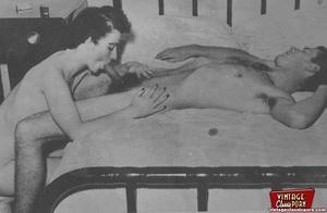 Vintage classic porn. Several sexy fifti - XXX Dessert - Picture 2