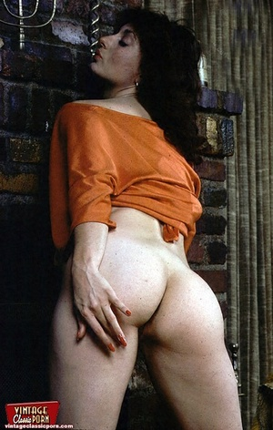 Hairy porn. Several seventies wifes show - XXX Dessert - Picture 5