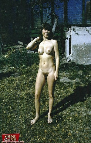 Hairy porn. Several seventies wifes show - XXX Dessert - Picture 11
