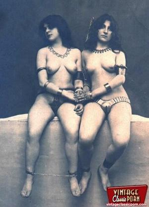 Vintage porn classic. Several ladies fro - XXX Dessert - Picture 1