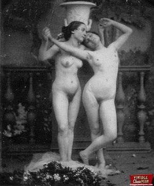 Vintage porn classic. Several ladies fro - XXX Dessert - Picture 8