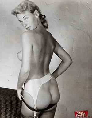 Perfect hairy pussy. Several fifties lad - XXX Dessert - Picture 1