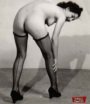 Perfect hairy pussy. Several fifties lad - XXX Dessert - Picture 2
